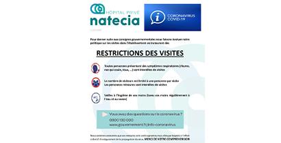 Read more about the article Les gestes barrières