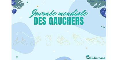 JOURNÉE MONDIALE DES GAUCHERS